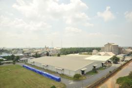 Hình ảnh nhà máy Công ty phân bón Việt Nhật