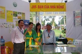 Hình ảnh hội thảo và chương trình bán hàng trực tiếp công ty phân bón Việt Nhật