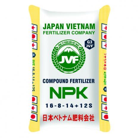 NPK 16-8-14+12S